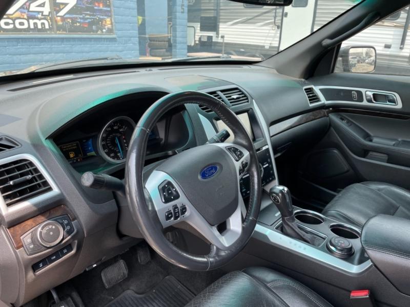 Ford Explorer 2012 price $17,995