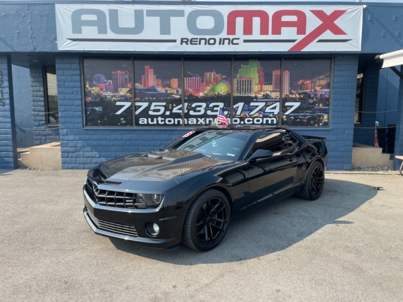 Chevrolet Camaro 2013 price $27,995