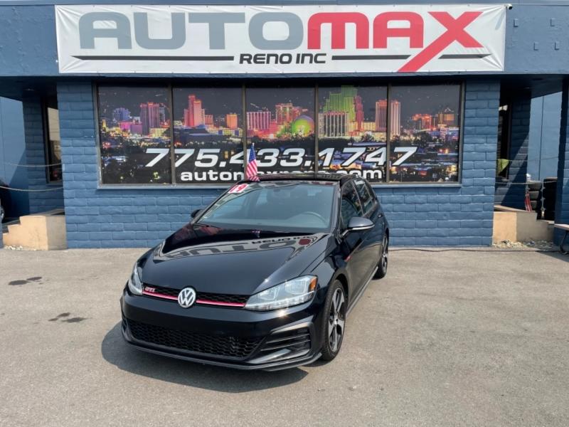 Volkswagen Golf GTI 2019 price $25,995