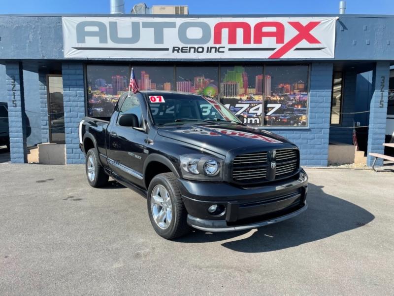 Dodge Ram 1500 2007 price $17,995