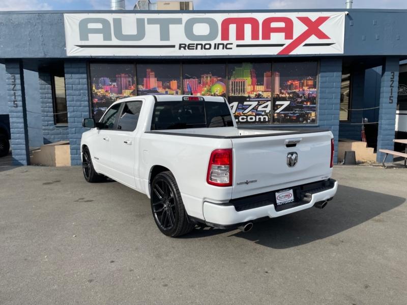 RAM 1500 2019 price $35,995