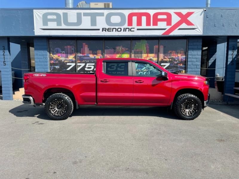 Chevrolet Silverado 1500 2019 price $49,995