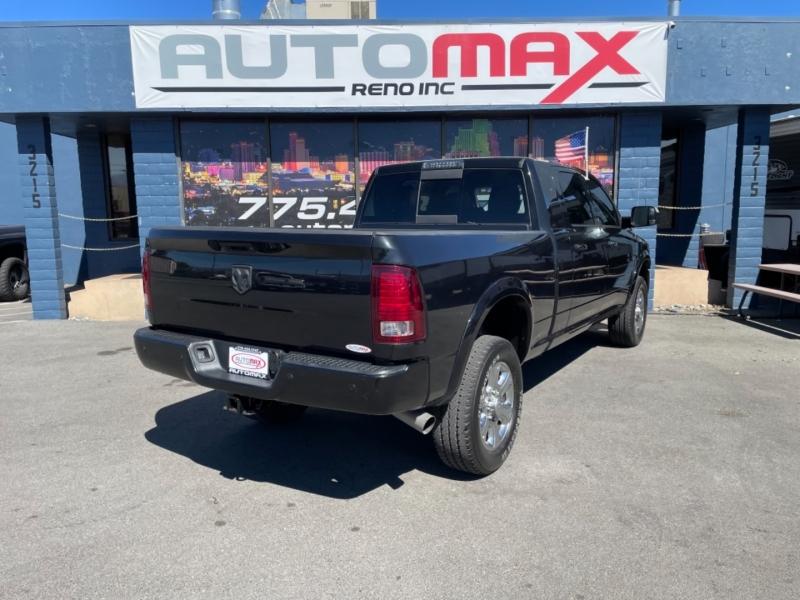 RAM 2500 2018 price $66,995