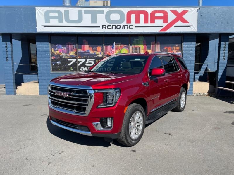 GMC Yukon 2021 price $76,995