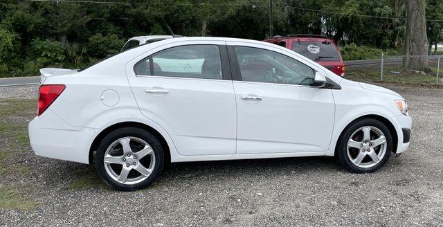 Chevrolet Sonic 2013 price