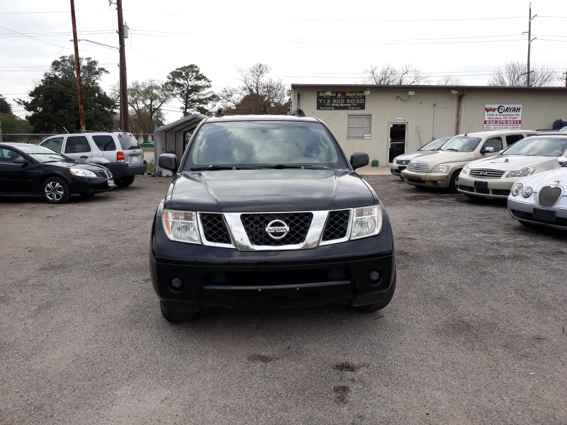Nissan Pathfinder 2006 price $6,750