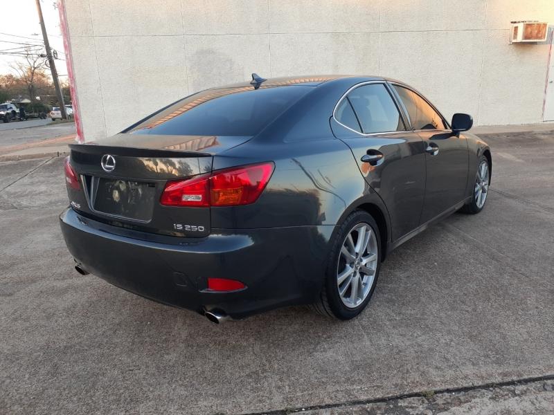 Lexus IS 250 2008 price $6,600
