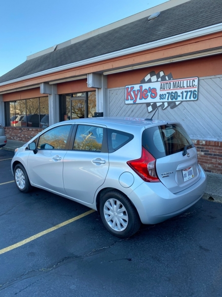 NISSAN VERSA NOTE 2016 price $7,995