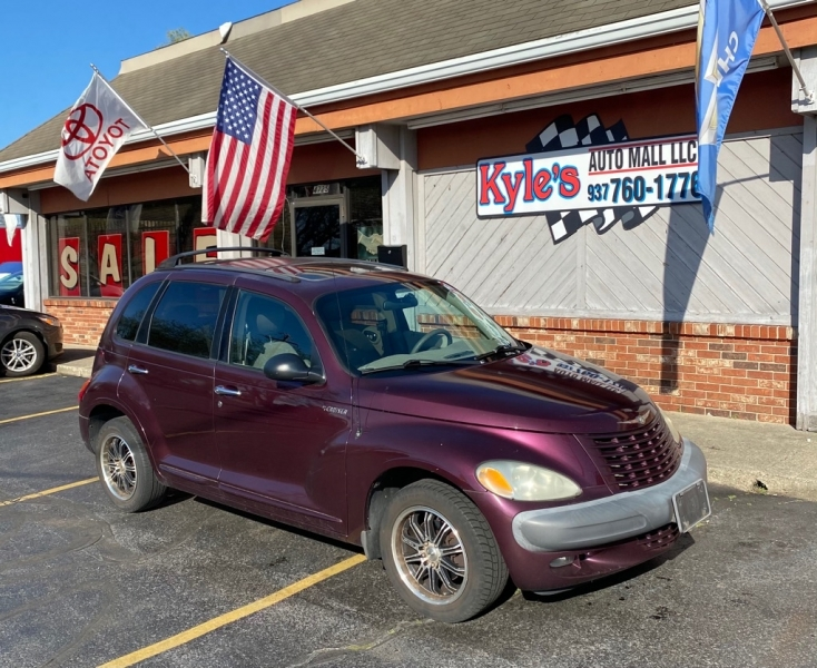 CHRYSLER PT CRUISER 2002 price $3,995