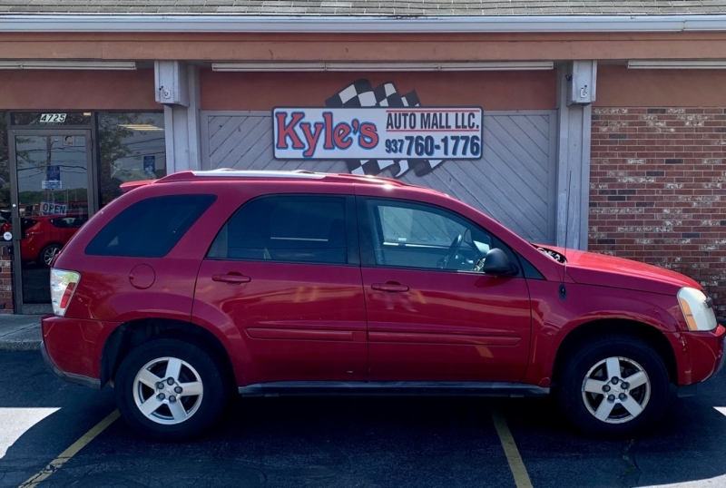 CHEVROLET EQUINOX 2005 price $4,495