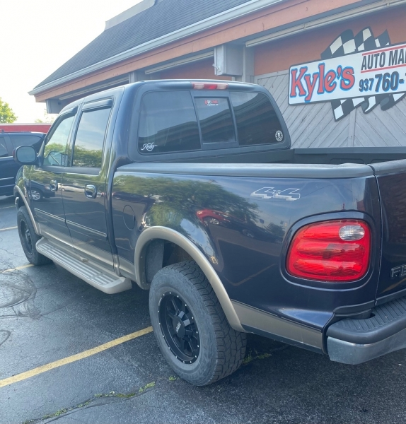 FORD F150 2001 price $6,495