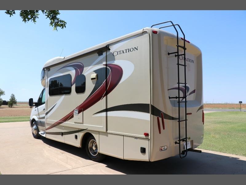 Thor Citation Sprinter 24SL 2015 price $57,950