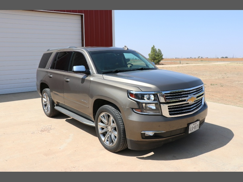 Chevrolet Tahoe 2016 price $41,950