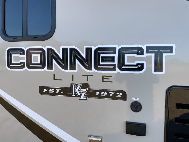 KZ RV Connect Lite 2018 price $19,950