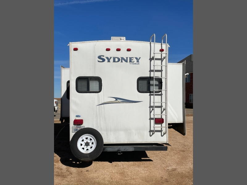 Keystone Sydney By OutBack 2012 price $19,950