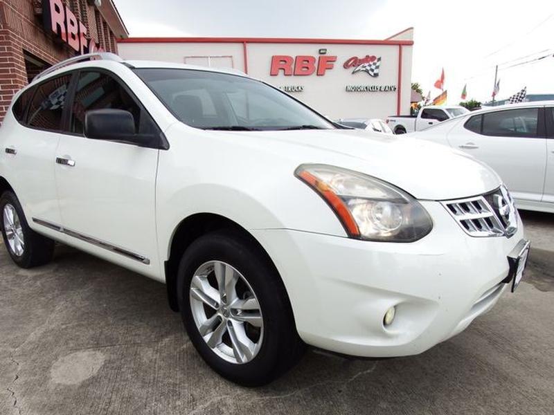 Nissan Rogue Select 2015 price $0