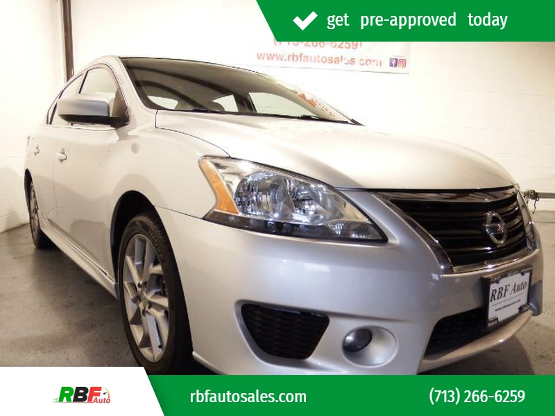Nissan Sentra 2013 price $8,995 Down
