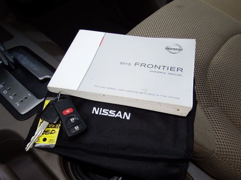 Nissan Frontier 2015 price $17,995 Cash