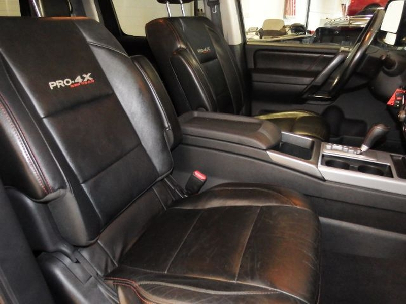 Nissan Titan 2012 price $18,495