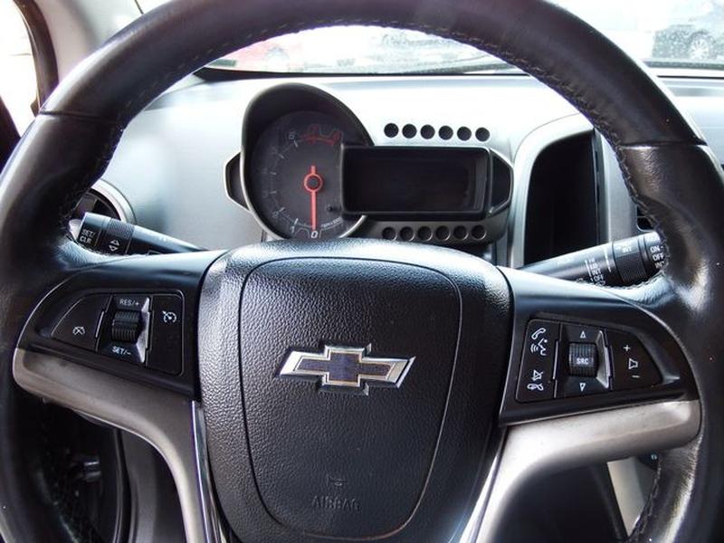 Chevrolet Sonic 2013 price $8,995