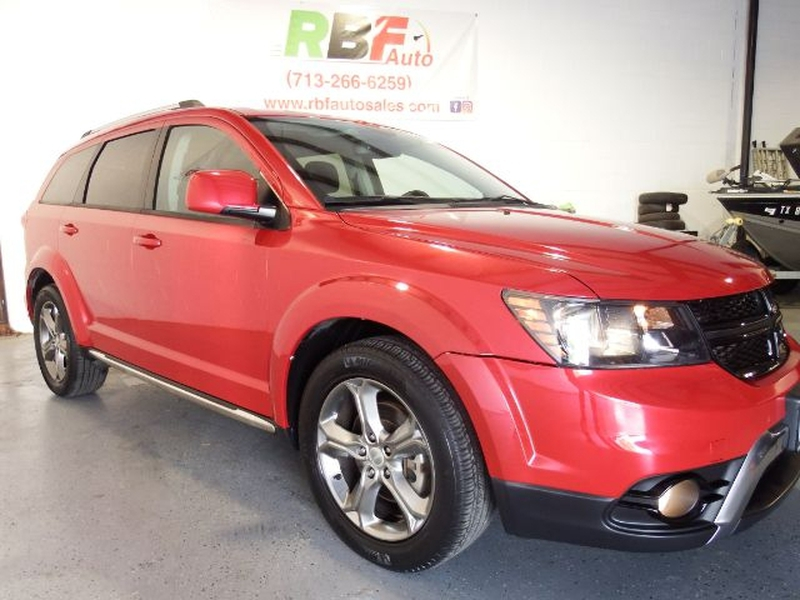 Dodge Journey 2016 price $15,995