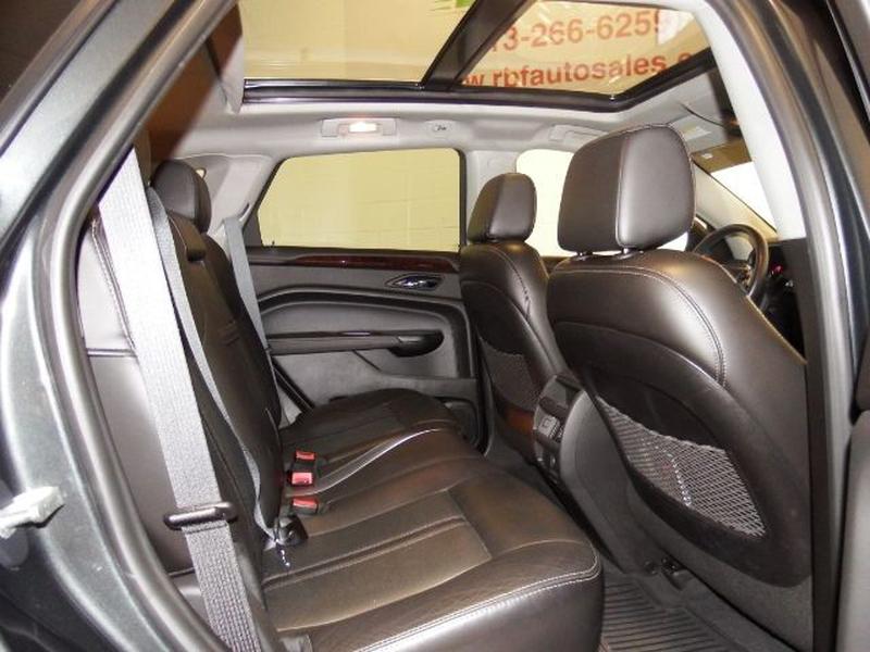 Cadillac SRX 2014 price $16,995