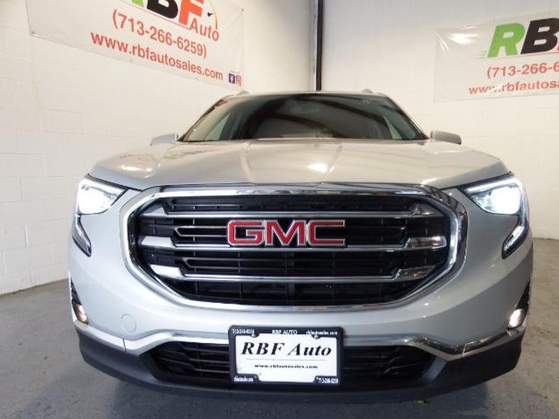 GMC Terrain 2019 price $20,995