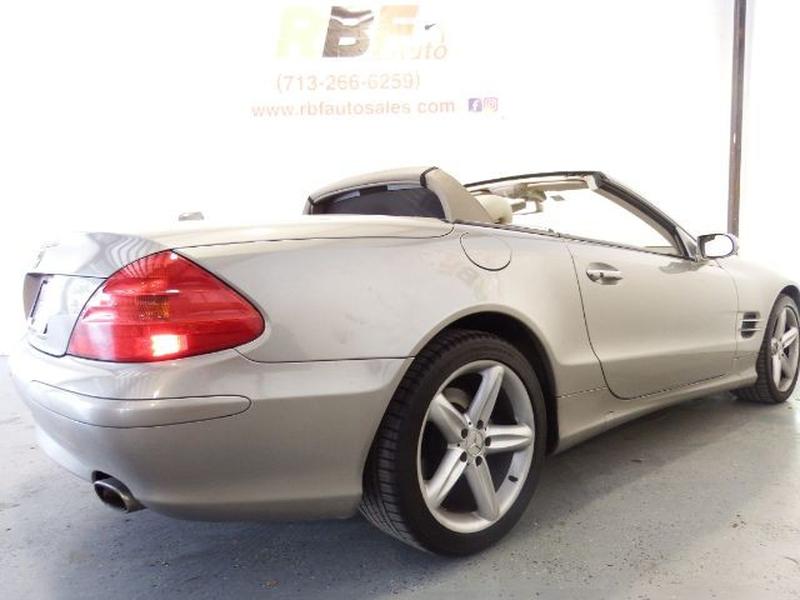 Mercedes-Benz SL-Class 2005 price $23,995