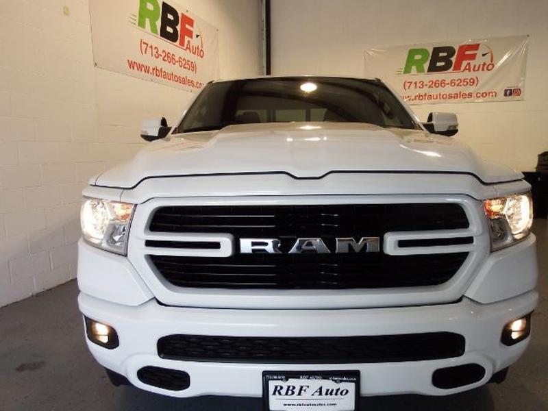RAM 1500 2020 price $36,995