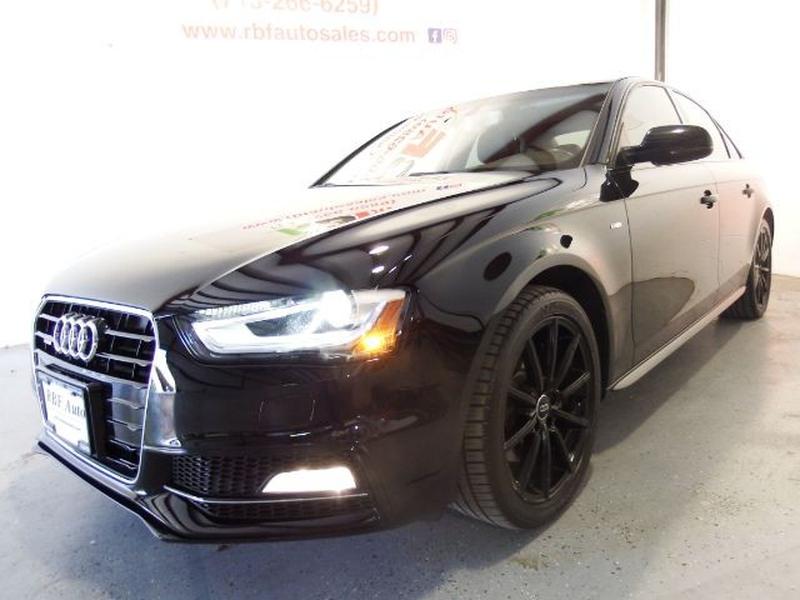 Audi A4 2016 price $17,995