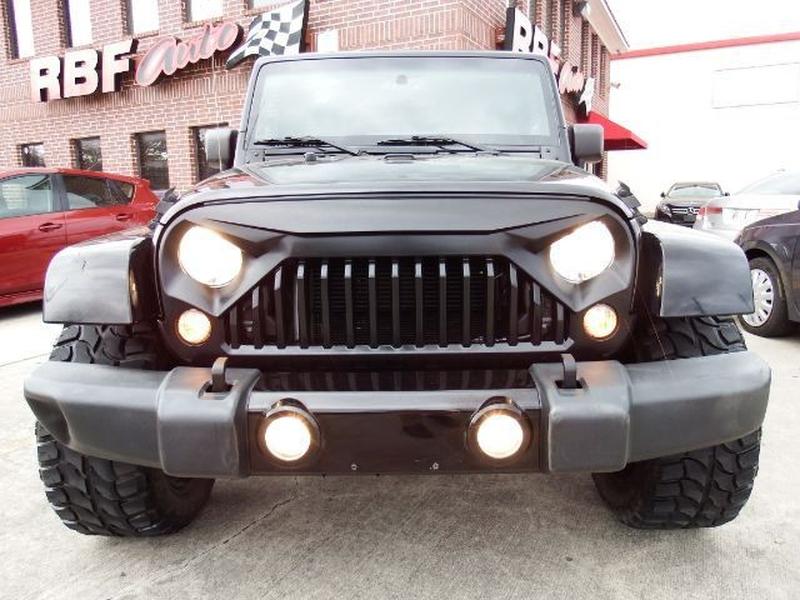 Jeep Wrangler 2014 price $27,995
