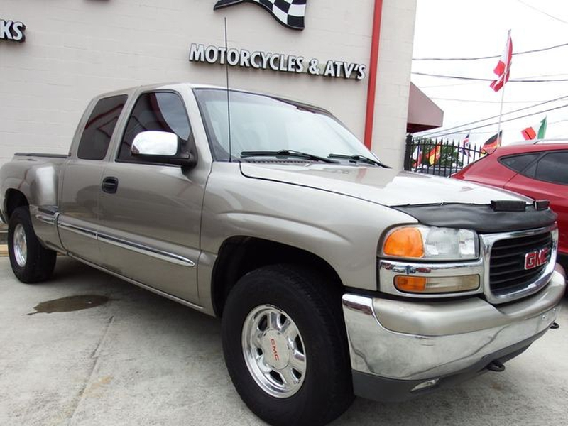 GMC Sierra 1500 Extended Cab 1999 price $10,995
