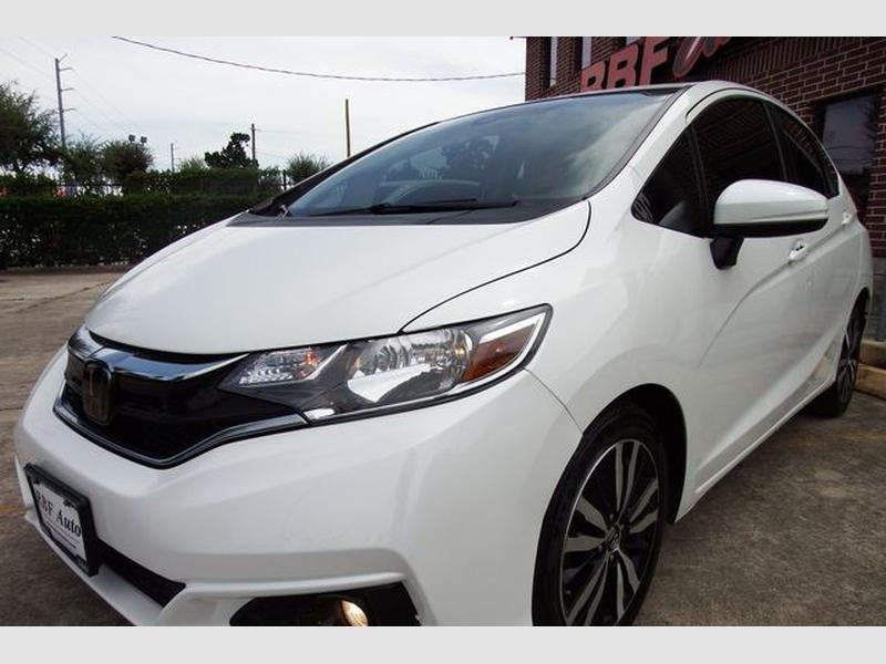 Honda Fit 2018 price $15,995