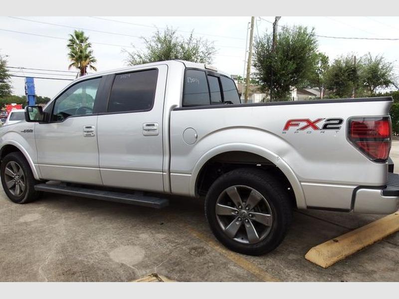 Ford F150 SuperCrew Cab 2014 price $26,995