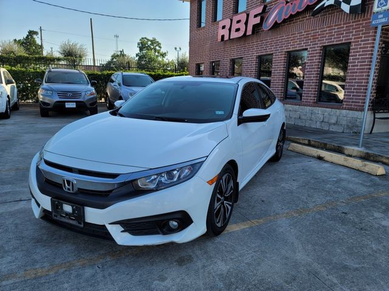 Honda Civic 2017 price $20,900