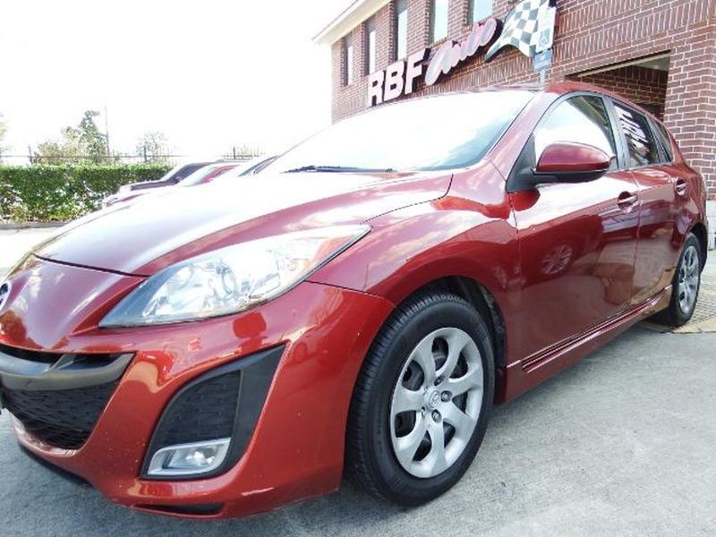 Mazda Mazda3 2011 price $5,995 Cash