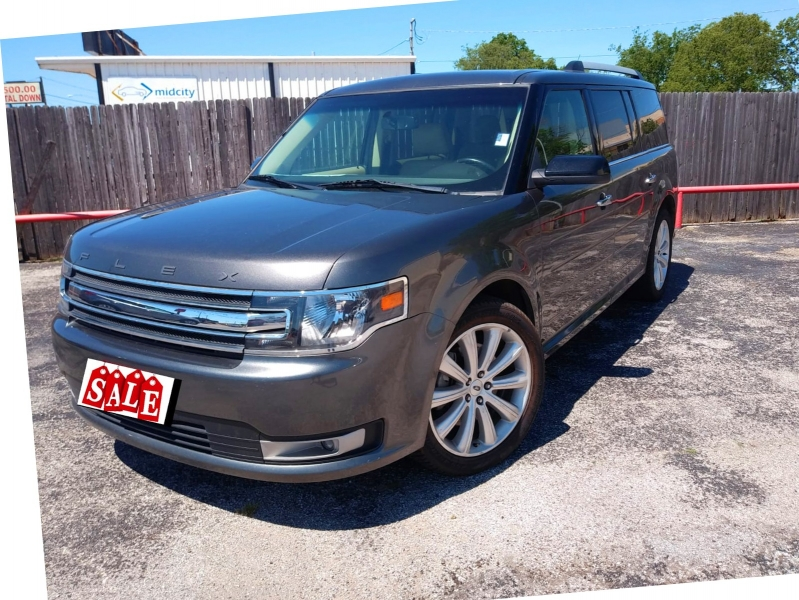 Ford Flex 2015 price $1,500 Down