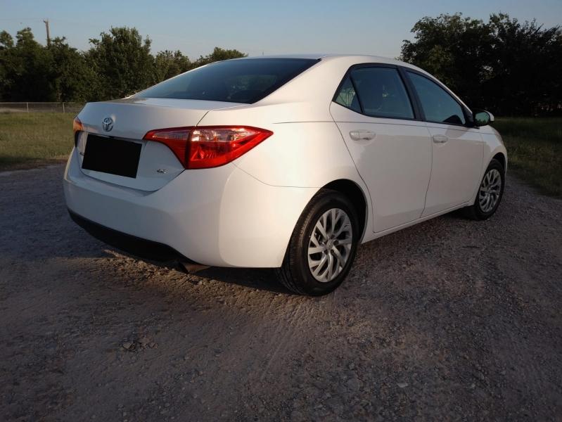 Toyota Corolla 2018 price $1,500 Down
