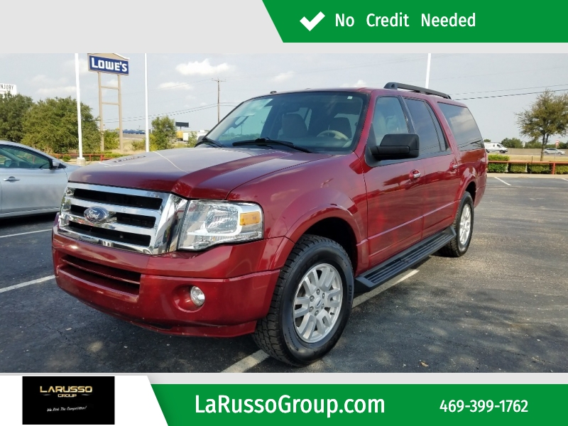 Ford Expedition EL 2014 price $2,685 Down