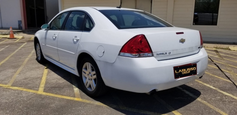 Chevrolet Impala Limited 2016 price $1,300 Down