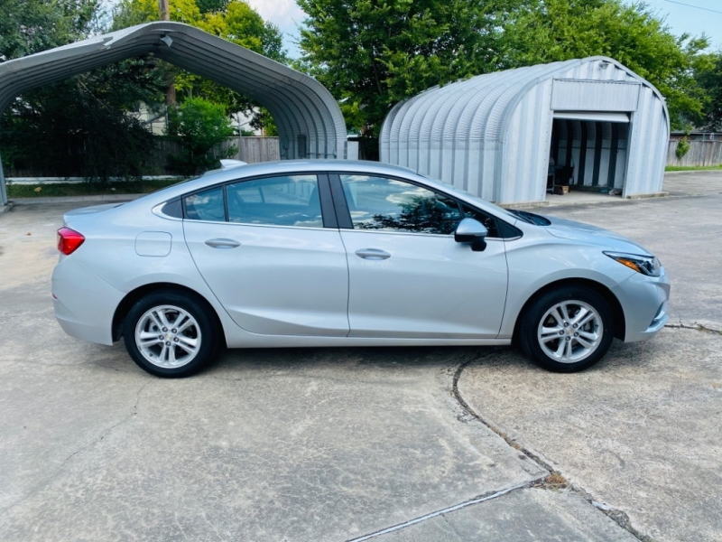 Chevrolet Cruze 2018 price $1,850 Down