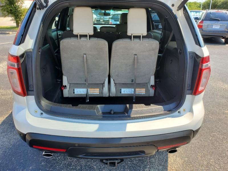 Ford Explorer 2014 price $1,500 Down