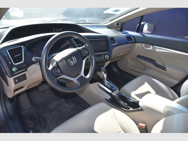 Honda Civic Sedan 2015 price $1,500 Down