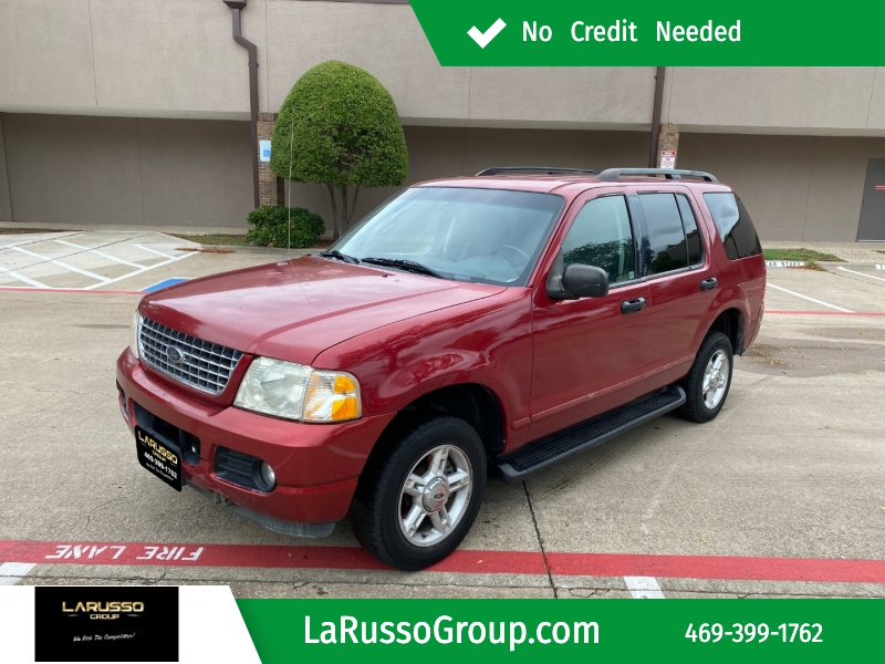 Ford Explorer 2004 price $3,500