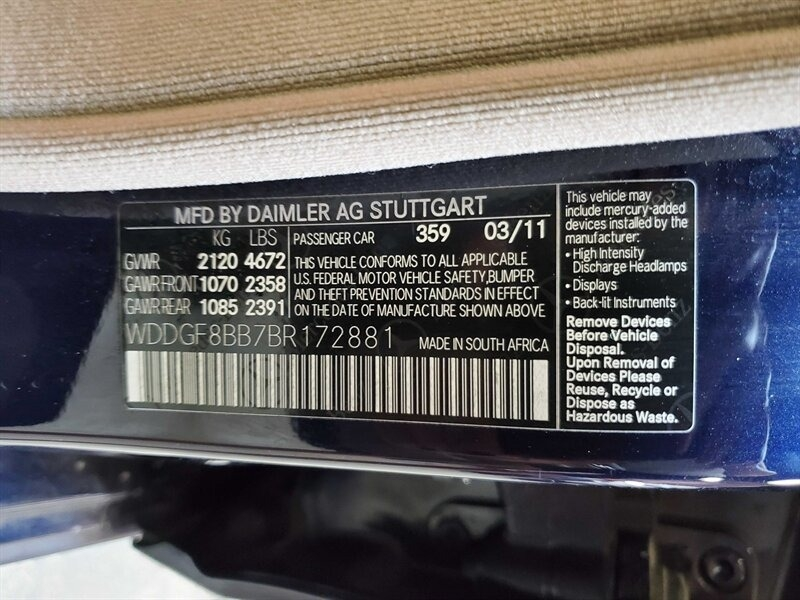 Mercedes-Benz C-Class 2011 price $1,500 Down