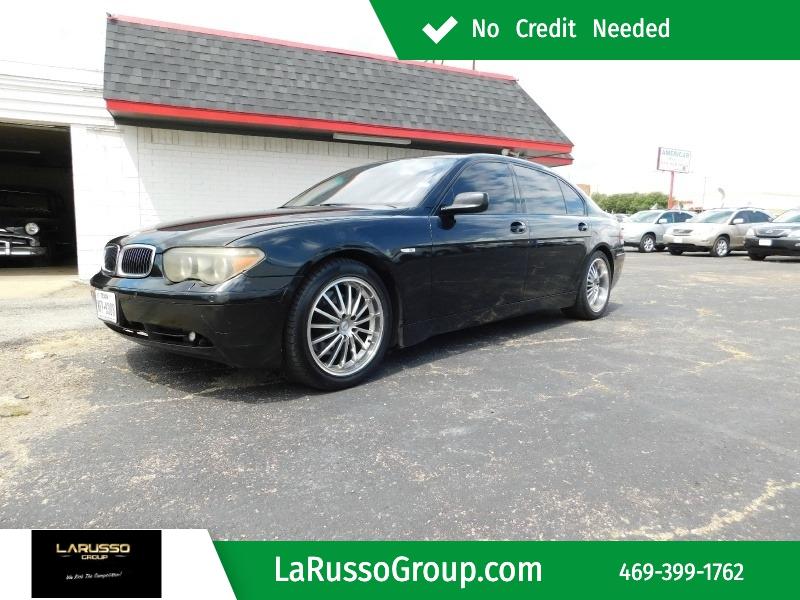 BMW 7-Series 2004 price $6,000