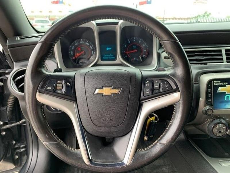 Chevrolet Camaro 2013 price $2,300 Down