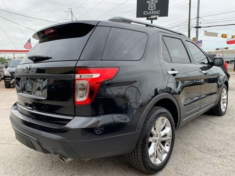 Ford Explorer 2013 price $2,500 Down