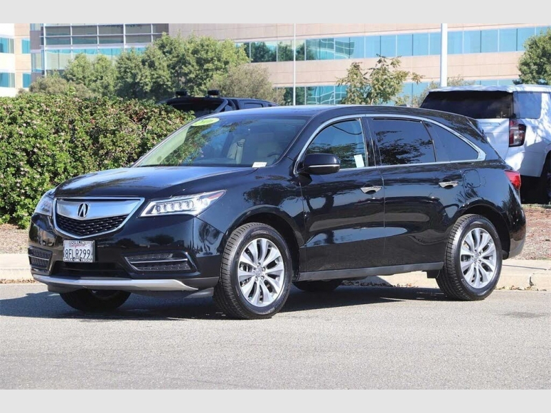 Acura MDX 2016 price $4,500 Down