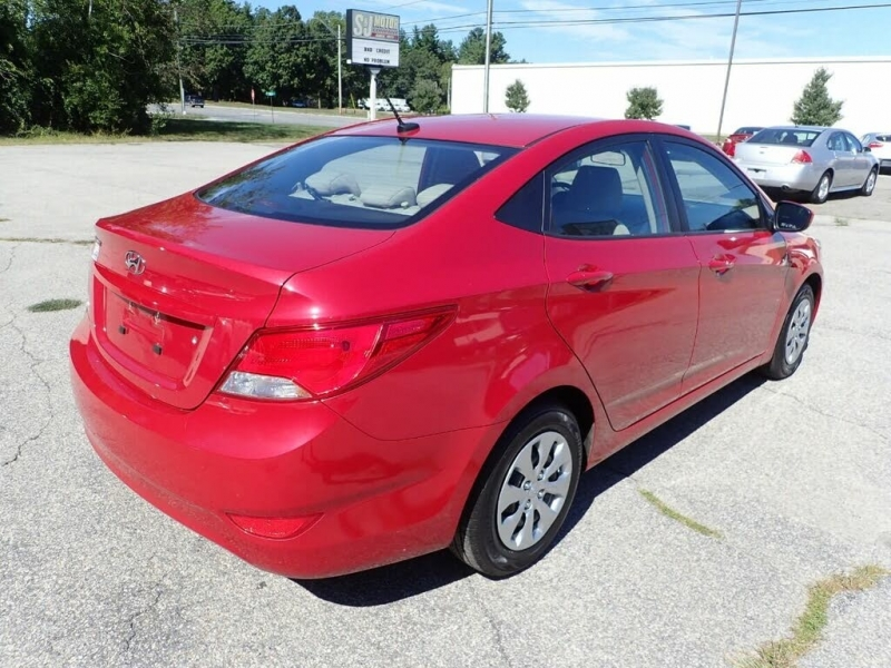 Hyundai Accent 2017 price $1,500 Down